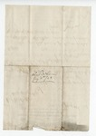 """Letter from Robert P. Teymour to """"My Dear Colonel."""" 18 February 1868 by Robert P. Teymour"""