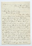 Letter from Edward Lea, Randolph Mott, and Sam Frank to Thomas W. Harris. 26 June 1868 by Edward Lea, Randolph Mott, and Sam Frank