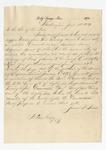 "Letter from Albert Hess to ""Friend Styles."" 21 June 1882 by Albert Hess"