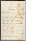 James L. Goodloe to Louisa Caroline Gage (15 December 1874) by James L. Goodloe and Louisa Caroline Gage