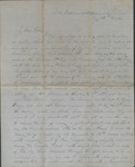William C. Nelson to J. H. Nelson (17 May 1864) by William Cowper Nelson