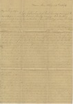Charles Roberts to Maggie Roberts (12 February 1865) by Charles Roberts