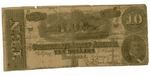 10 dollar bill by Confederate States of America