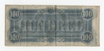 Series 10. Money and Scrip: Box 10: Folder 1. Confederate Currency: Scan 4 by Confederate States of America