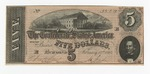 Series 10. Money and Scrip: Box 10: Folder 1. Confederate Currency: Scan 13 by Confederate States of America