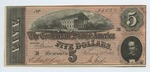 Series 10. Money and Scrip: Box 10: Folder 1. Confederate Currency: Scan 34 by Confederate States of America