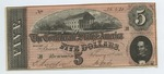 Series 10. Money and Scrip: Box 10: Folder 1. Confederate Currency: Scan 36 by Confederate States of America