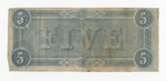 Series 10. Money and Scrip: Box 10: Folder 1. Confederate Currency: Scan 29 by Confederate States of America