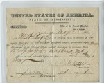 Oath of Allegiance (25 May 1865) by M. W. Boyd