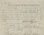 Oath of Allegiance (1 July 1865) by J. W. Robb and M. W. Boyd