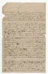 Series 4. Civil War Reports, Rosters, Etc.: Box 4: Folder 1: Scan 1 by Author Unknown
