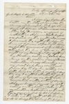 Series 4. Civil War Reports, Rosters, Etc.: Box 4: Folder 4: Scan 1 by Author Unknown