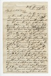 Series 4. Civil War Reports, Rosters, Etc.: Box 4: Folder 5: Scan 1 by Author Unknown