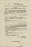 General Orders, no. 122 (U.S. Army. 8 July 1865) by United States. Adjutant-General's Office and E. D. Townsend