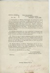 General Orders, no. 123 (U.S. Army. 20 July 1865) by United States. Adjutant-General's Office and E. D. Townsend