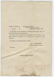 General Orders, no. 124 (U.S. Army. 20 July 1865) by United States. Adjutant-General's Office and E. D. Townsend