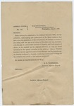 General Orders, no. 127 (U.S. Army. 21 July 1865) by United States. Adjutant-General's Office and E. D. Townsend