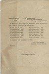 General Orders, no. 131 (U.S. Army. 28 July 1865) by United States. Adjutant-General's Office and E. D. Townsend