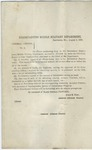 General Orders, no. 131 (U.S. Army. 5 August 1865) by United States. Adjutant-General's Office and E. D. Townsend