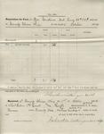 Requisition for Fuel (no. 30). 88th O.V.I. (No. 12, October 1864)