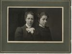 Louise and Virginia Nelson