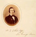W. T. Etheridge by University of Mississippi