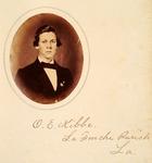 O. E. Kibbe by University of Mississippi