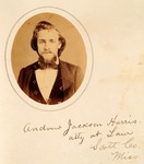 Andrew Jackson Harris by University of Mississippi