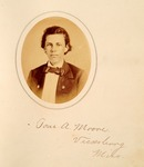 Thomas A. Moore by University of Mississippi