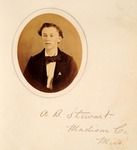 A. B. Stewart by University of Mississippi