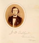 J. D. Talbert by University of Mississippi