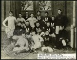 First Ole Miss Rebel football team by J. R. Cofield