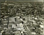 Aerial View of Oxford 1946 by J. R. Cofield