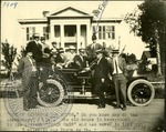 One of Oxford's first automobiles by J. R. Cofield