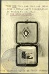 DKE pin from Battle of Shiloh by J. R. Cofield