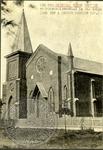 First Baptist edifice by J. R. Cofield