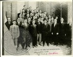 Ole Miss Law Students by J. R. Cofield