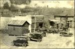 Garage on North Lamar Boulevard by J. R. Cofield