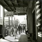Oxford street scene by J. R. Cofield