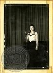Female singer by J. R. Cofield