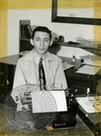Editor of the Daily Mississippian by J. R. Cofield