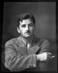 William Faulkner, image 01 by J. R. Cofield