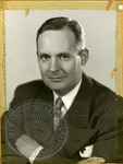 Chancellor J.D. Williams, image 1 by J. R. Cofield
