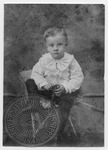 Five year old William by Unknown