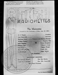 Page from The Marionettes, Ole Miss yearbook, 1920 by J. R. Cofield