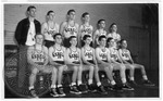Ole Miss basketball team, image 2 by J. R. Cofield