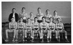 Ole Miss basketball team, image 1 by J. R. Cofield