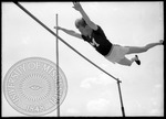 Ole Miss pole vaulter, image 2 by J. R. Cofield