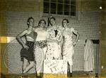 Men dressed as women by J. R. Cofield
