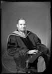 Chancellor J. D. Williams portrait, image 4 by J. R. Cofield